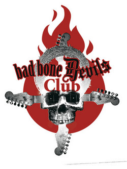 Logo Bad Bone Devils Club